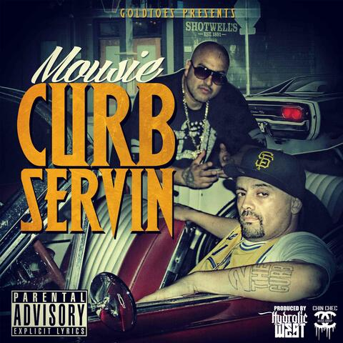 Curb Servin - EP