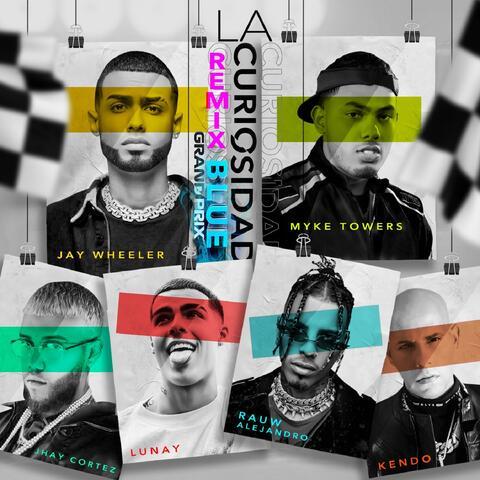 La Curiosidad (Blue Grand Prix Remix) [feat. Dj Nelson, Jhay Cortez, Lunay & Kendo Kaponi]