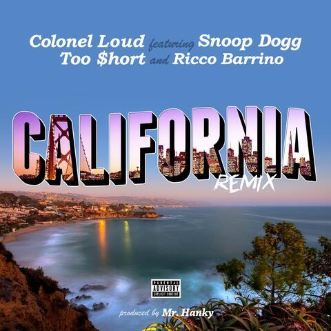 California (feat. Too $hort, Snoop Dogg, Ricco Barrino) [Remix]