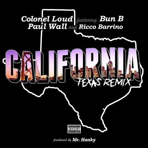 California (feat. Ricco Barrino) [Remix]