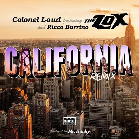 California (Remix) [feat. The LOX & Ricco Barrino]