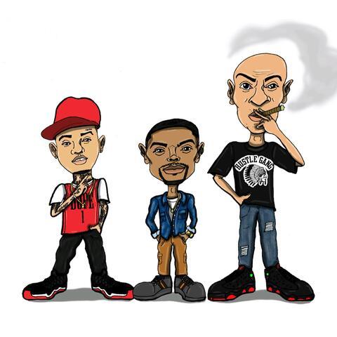 I Ain't Stressing (feat. Dope Boy Ra & 5 Mics)