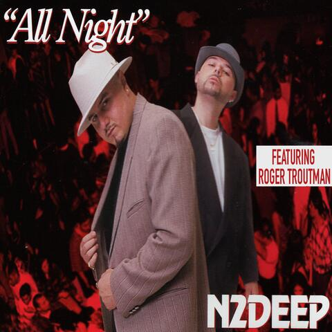 All Night (feat. Roger Troutman)
