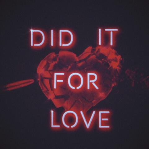 Did It For Love