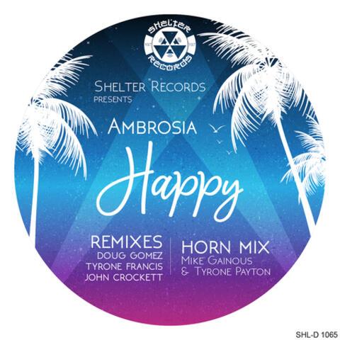 Happy (Remixes)