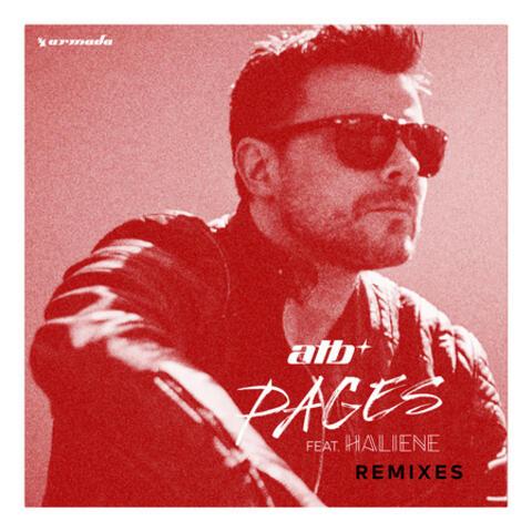 Pages (feat. HALIENE) (Remixes)