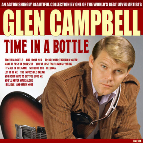 Glen Campbell - Time in a Bottle
