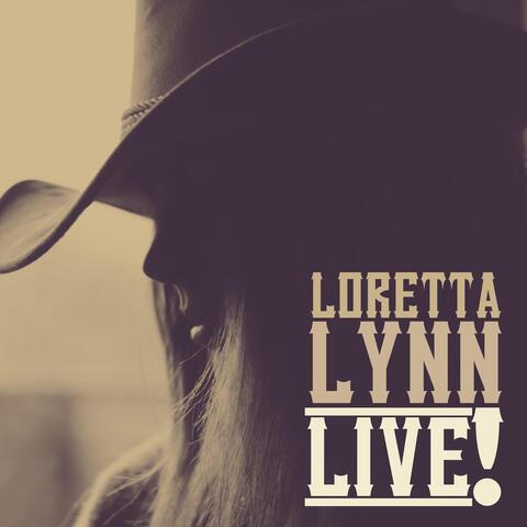 Loretta Lynn - Live!