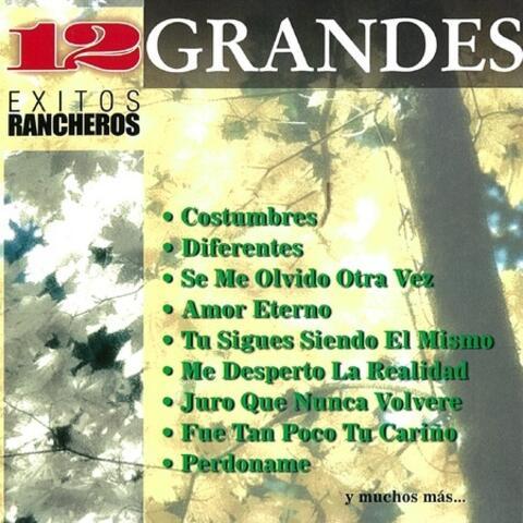 12 Grandes Exitos Rancheros