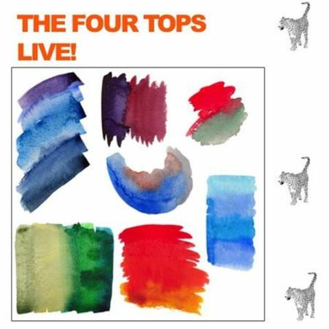 The Four Tops Live!