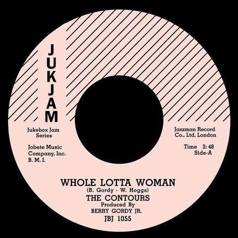 Whole Lotta Woman / Regional Version