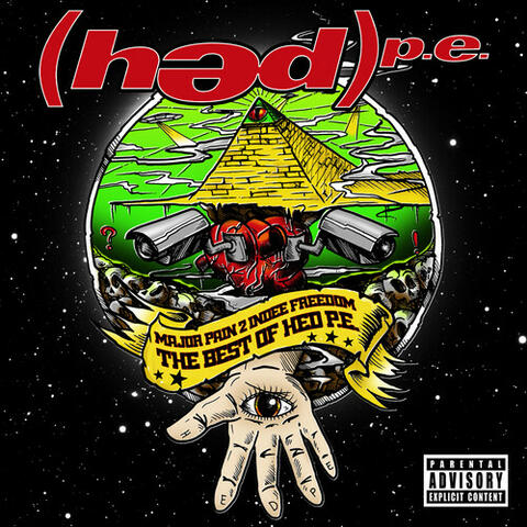 Major Pain 2 Indee Freedom-The Best of (hed) p.e.