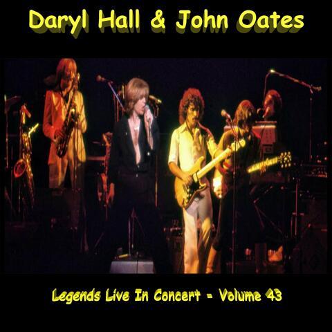 Legends Live In Concert, Volume 43
