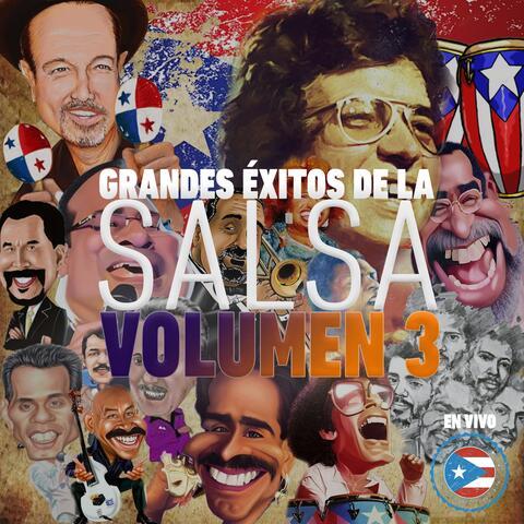 Grandes Éxitos de la Salsa, Vol. 3