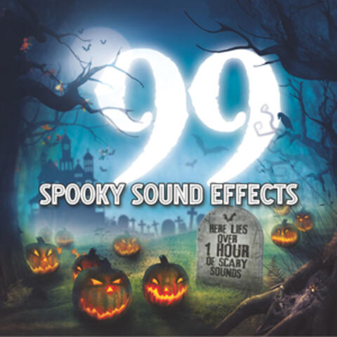99 Spooky Sound Effects