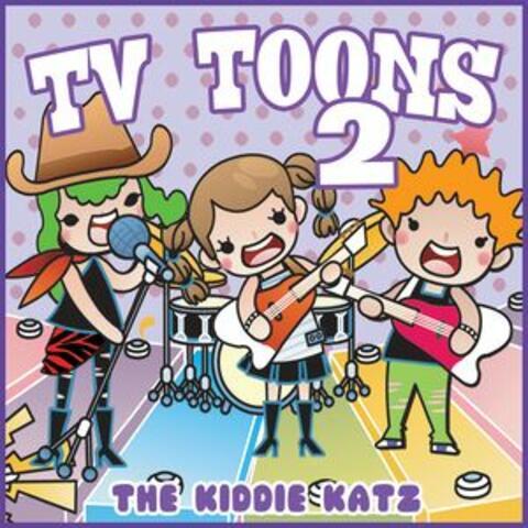 Tv Toons 2: Favorite Children Tv Show Themes