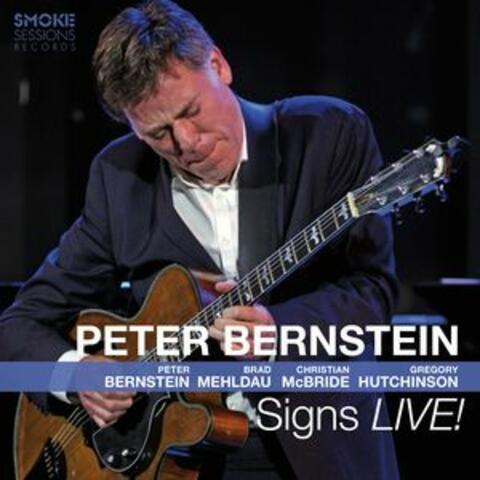 Signs Live! (with Brad Mehldau, Christian Mcbride & Gregory Hutchinson)