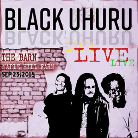 The Barn, Maple Hill Farm, Sep 23, 2018 (Live)