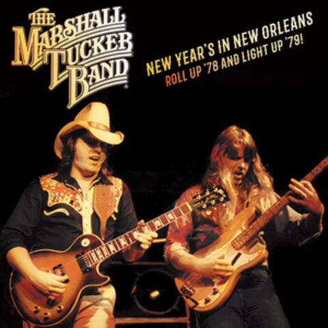 New Year's in New Orleans! Roll up '78 and Light up '79!
