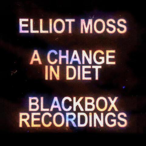 A Change in Diet - Live Blackbox Recordings