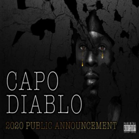 2020 Public Announcement