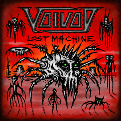 The Lost Machine