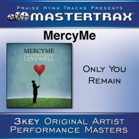 Only You Remain (Performance Tracks)