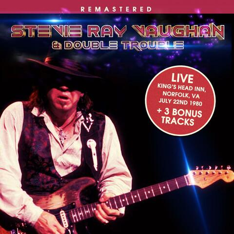 Live: King's Head Inn, Norfolk, VA 22 Jul '80 - Remastered + 3 bonus tracks