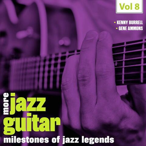 Milestones of Jazz Legends - More Jazz Guitar, Vol. 8