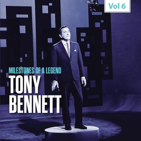 Milestones of a Legend - Tony Bennett, Vol. 6