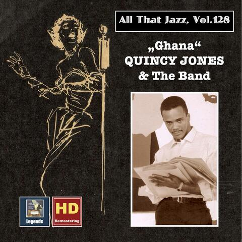 """All that Jazz, Vol. 128: Quincy Jones - """"Ghana"""" (2020 Remaster)"""