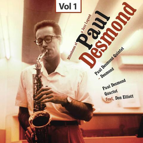 Milestones of a Jazz Legend - Paul Desmond, Vol. 1
