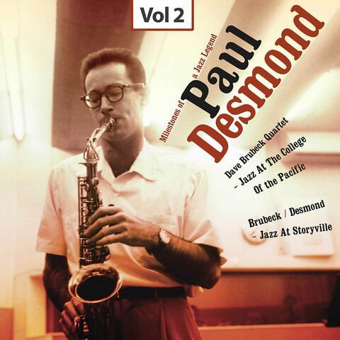 Milestones of a Jazz Legend - Paul Desmond, Vol. 2