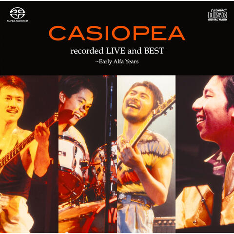 Recorded Live and Best - Early Alfa Years