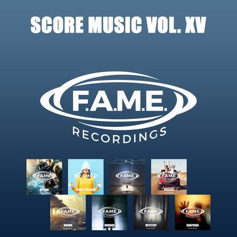 Score Music Vol.XV