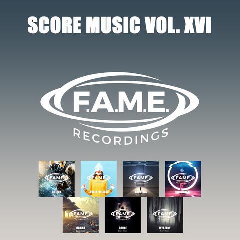 Score Music Vol.XVI