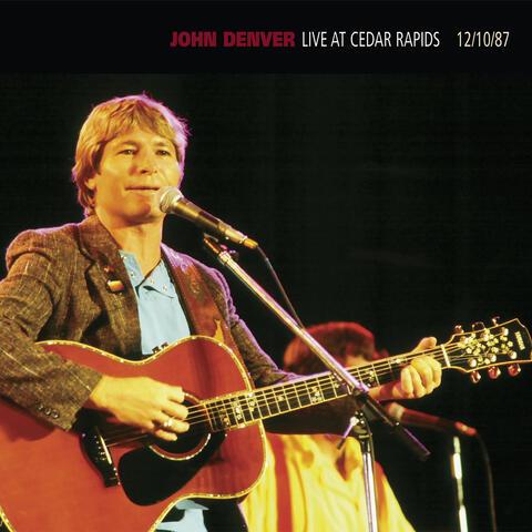 Live At Cedar Rapids - 12/10/87