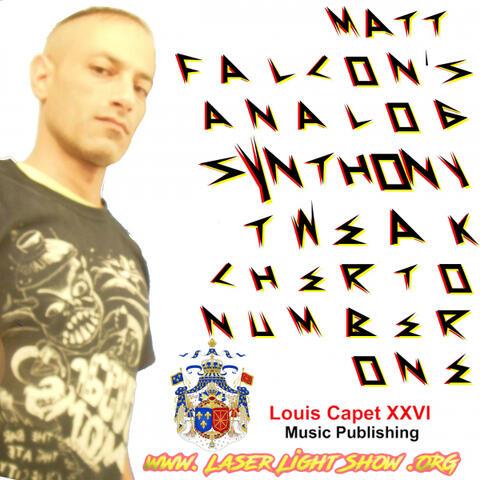 Matt Falcone's Analog Synthony Tweakcherto Number One