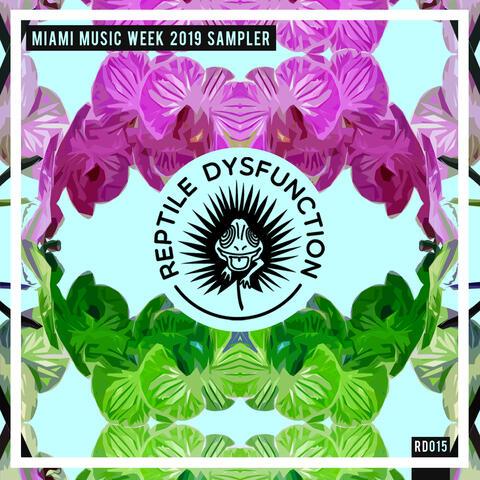 Miami Music Week 2019 Sampler