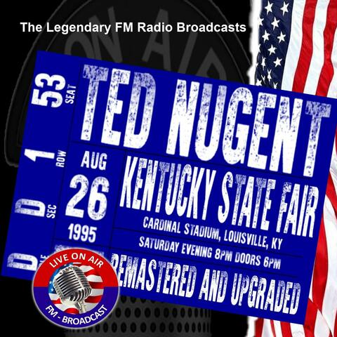 FM Broadcast Kentucky State Fair, Louisville, KY 26th August 1995 Remastered