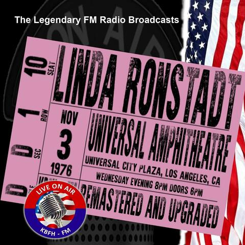 Legendary FM Broadcasts - Universal Amphitheatre 3rd November 1976