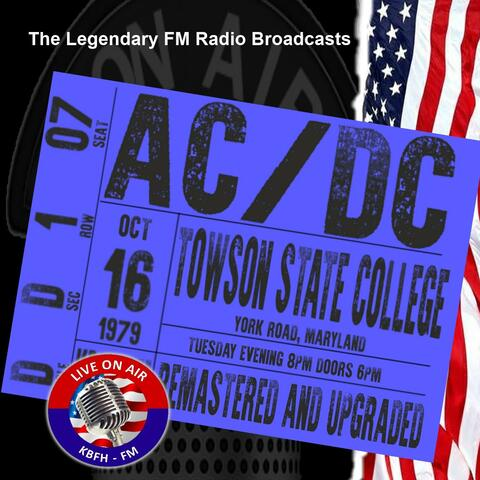 Legendary FM Broadcasts - Towston State College 16th October 1979
