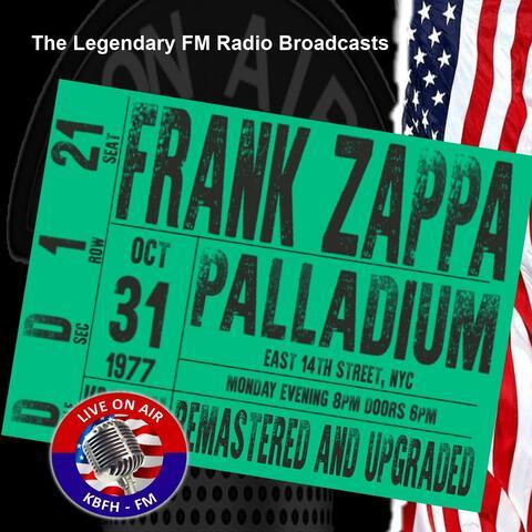 Legendary FM Broadcasts - Palladium,  NYC 31st October 1977