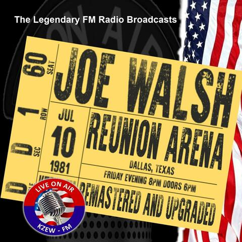 Legendary FM Broadcasts - Reunion Arena, Dallas TX 10th July 1981