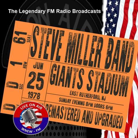 Legendary FM Broadcasts - Giants Stadium, NJ 25th June 1978