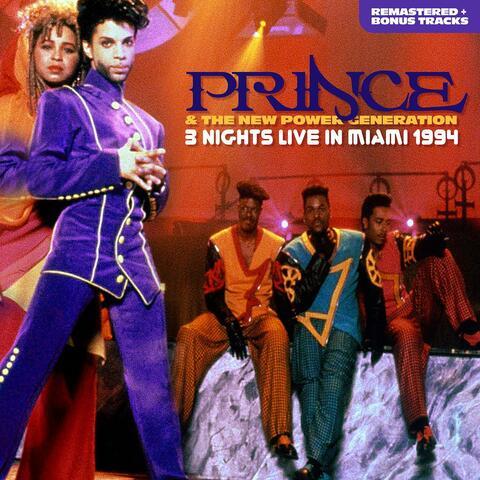3 Nights Live in Miami 1994: Remastered + bonus tracks (Live)