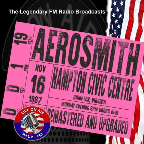 Legendary FM Broadcasts - Hampton Civic Centre 16th November 1987