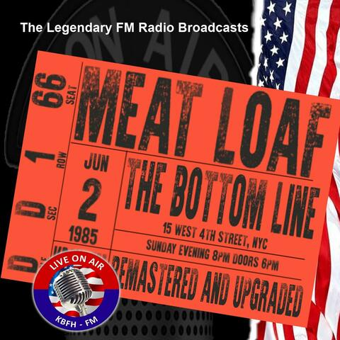Legendary FM Broadcasts -  The Bottom Line, NYC 2nd June 1985