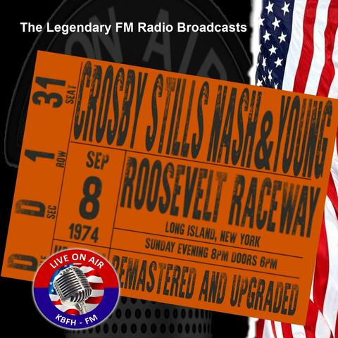 Legendary FM Broadcasts - Roosevely Raceway, NY 8th September 1974