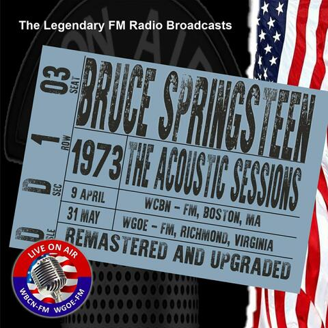 Legendary FM Broadcasts -The 1973 Acoustic Sessions
